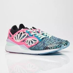 Puma Pearl Cage Graphic x Sophia Webster trainers